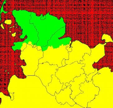 Aktuelle Unwetterwarnungen Schleswig-Holstein