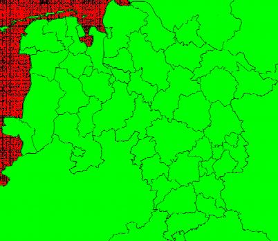 Aktuelle Unwetterwarnungen Niedersachsen