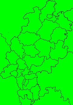 Aktuelle Unwetterwarnungen Hessen