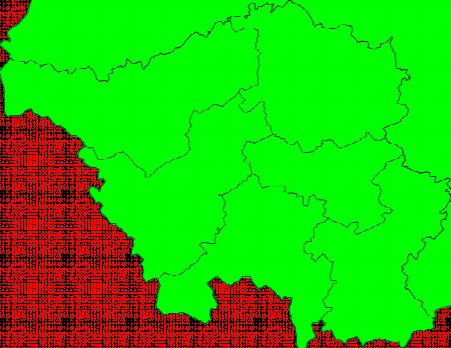 Aktuelle Unwetterwarnungen Saarland